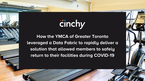 How theYMCA of Greater Torontoleveraged Dataware to rapidly deliver a solution thatallowed members to safely return to their facilities during COVID-19