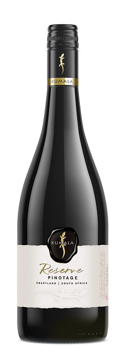 1 x Case (6 bottles) of Kumala Reserve Pinotage 2018