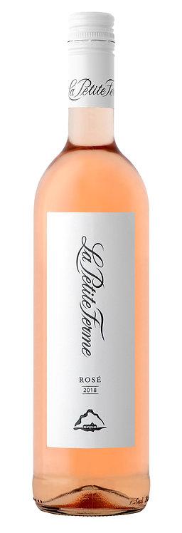 1 x Case (6 bottles) of La Petite Ferme Maison Rose 2018