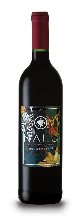 1x Case (6 bottles)-Nalu Medium Sweet Red Blend