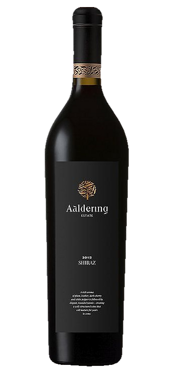 1x Case (6 bottles) of Aaldering Shiraz 2016