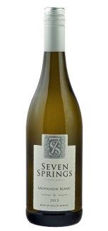 1 x Case (6 bottles) of Seven Springs Sauvignon Blanc 2016