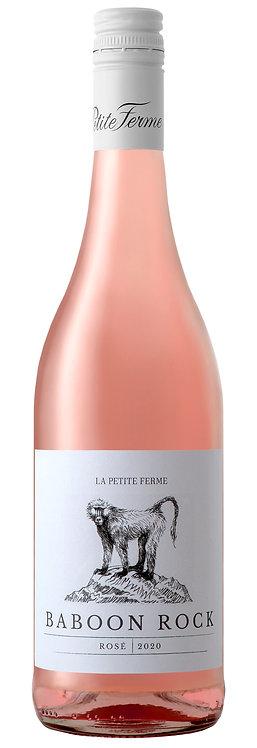 1 x Case (6 bottles) of La Petite Ferme Baboon Rock Rosé
