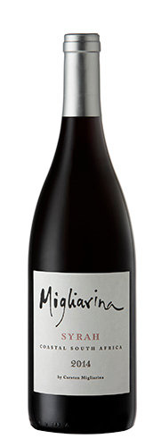 1 x Case (6 bottles) of Migliarina Syrah 2017