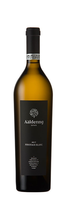 1x Case (6 bottles) of Aaldering Pinotage Blanc 2017