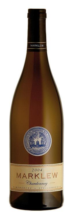 1 x Case (6 bottles) of Marklew Chardonnay 2017