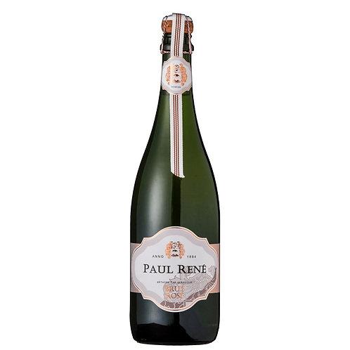 1 x Case (6 bottles) of Paul Rene MCC Brut Rose 2016