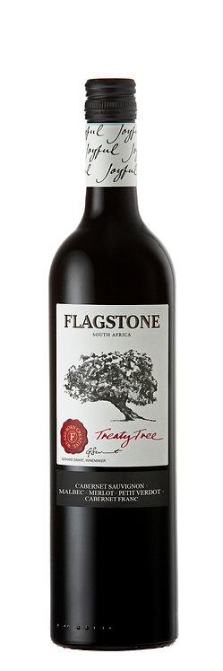 1 x Case (6 bottles) of FlagstoneTreaty Tree Bordeaux-style Blend