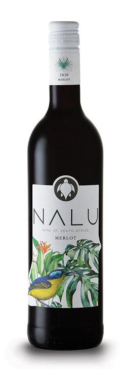 1x Case (6 bottles)-Nalu Merlot