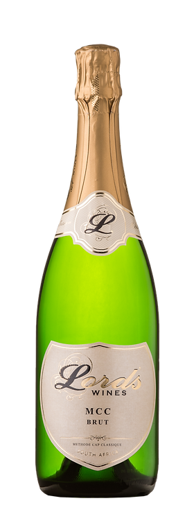 1x Case (6 bottles) of Lord's MCC Brut 2018