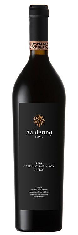 1x Case (6 bottles) of Aaldering Cabernet Sauvignon- Merlot 2016