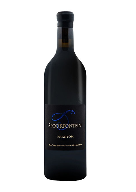 1 x Case (6 bottles) of Spookfontein Phantom 2017