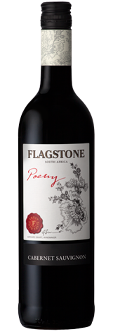1 x Case (6 bottles) of Flagstone Poetry Cabernet Sauvignon