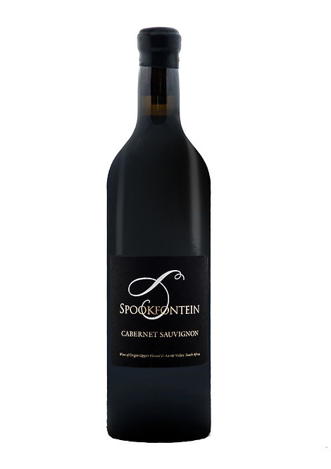 1 x Case (6 bottles) of Spookfontein Cabernet Sauvignon 2016