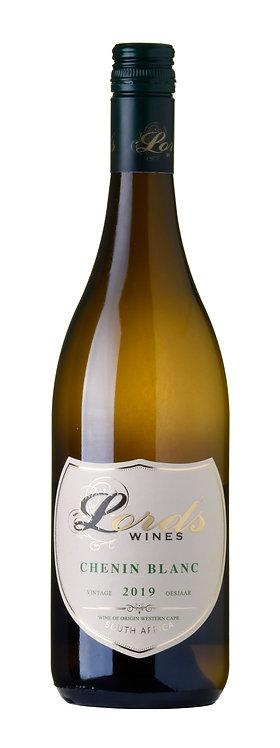 1 x Case (6 bottles) of Lords Chenin Blanc