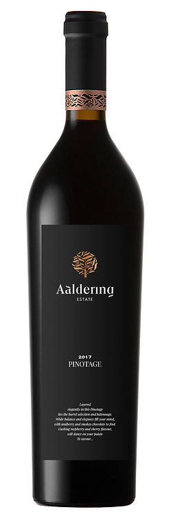 1x Case (6 bottles) of Aaldering Pinotage 2018