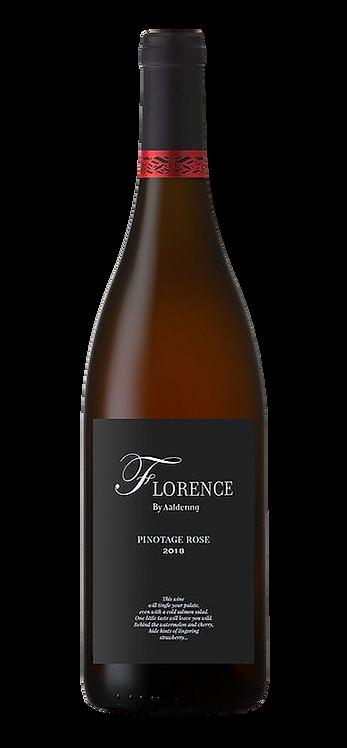 1x Case (6 bottles) of Florence Rose (Pinotage rose) 2020