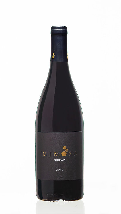 1 x Case (6 bottles) of Mimosa Shiraz 2018