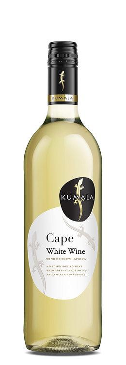 1 x Case (6 bottles) of Kumala Cape White - NV