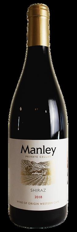 1 x Case (6 bottles) of Manley Shiraz