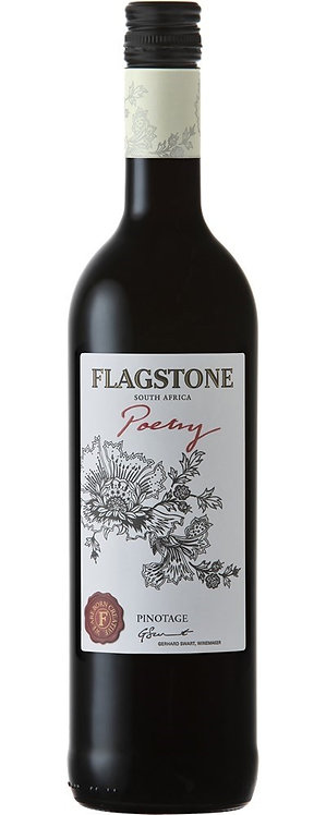 Flagstone Poetry Pinotage 2019