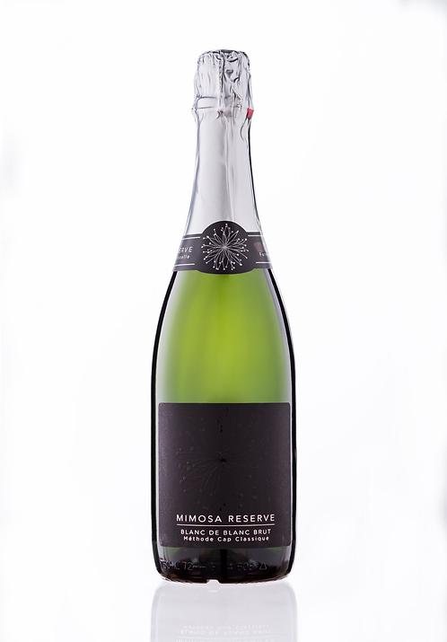 1 x Case (6 bottles) of Mimosa Blanc de Blanc Brut 2016 MCC