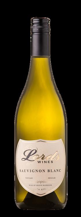 1 x Case (6 bottles) of Lord's Sauvignon Blanc 2020