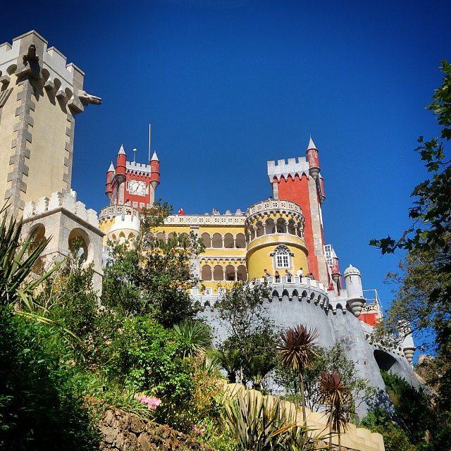Palàcio de Pena - Sintra, Portugal