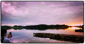 Sånn liker jeg meg <3 Bilde er tatt i Hafrsfjord, Stavanger.