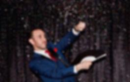 Norfolk On Stage Magician Entertainment Edd Crafer