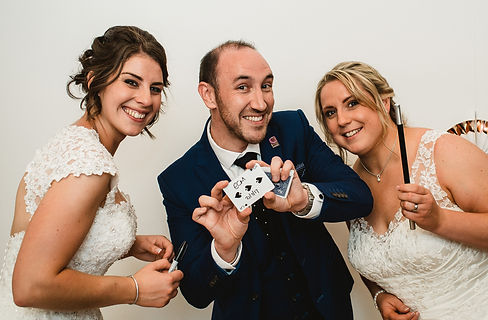 Norfolk Wedding Magician Entertainment Edd Crafer