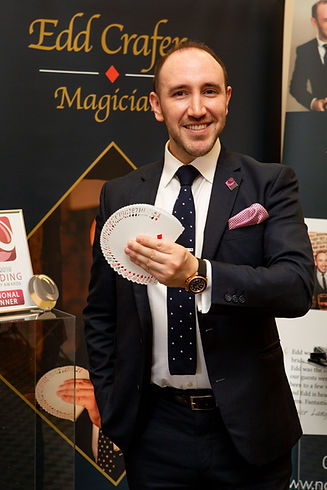 Norfolk Magician - Norwich Magician - Edd Crafer