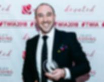 Edd Crafer Magician Regional Winner - Wedding Industry Awards