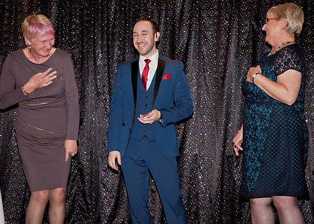 Norfolk On Stage Magician Entertainment Edd Crafer