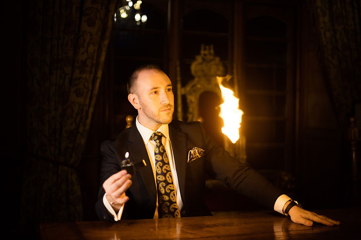 Norfolk Corporate Magician Entertainment Edd Crafer