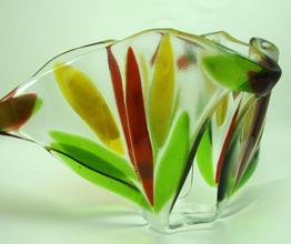 Free Form Open Vase