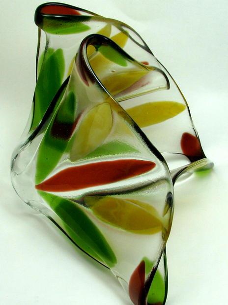 Free Form Vase - View 3