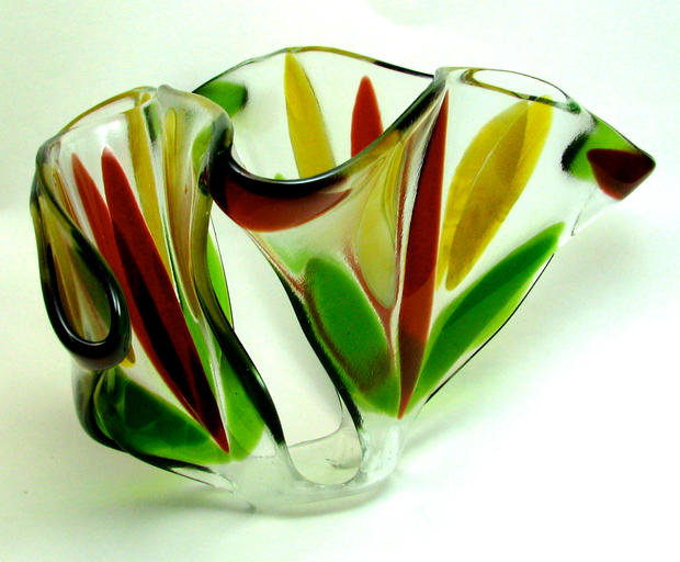 Free Form Open Vase - View 2