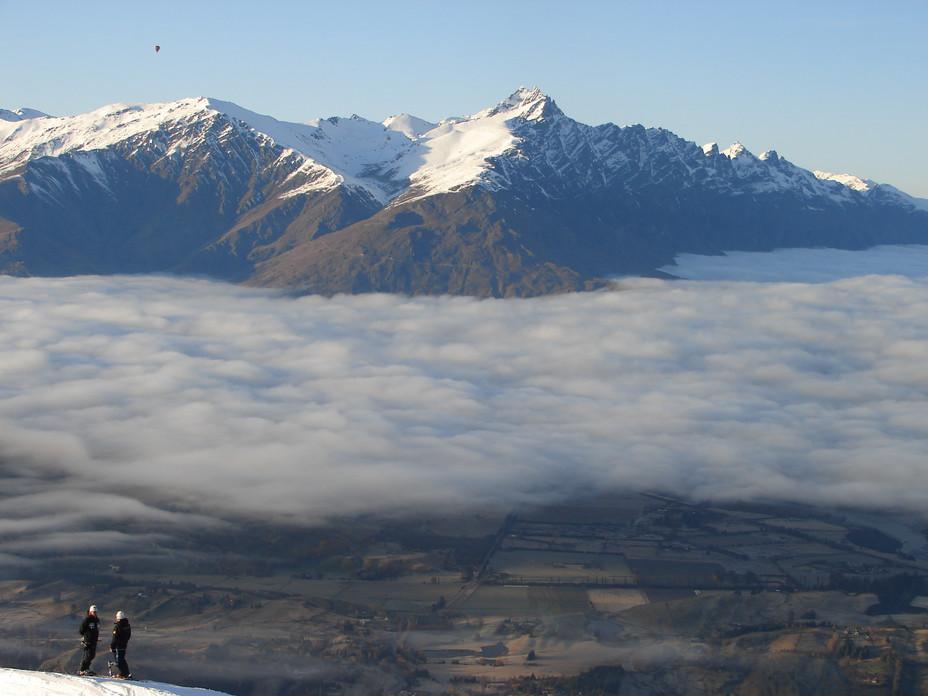 Cornet Peak, New Zealand