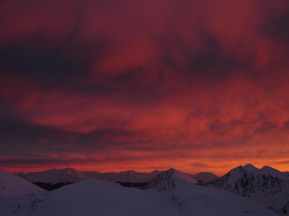 Cerro Castor, Ushuaia, Argentina