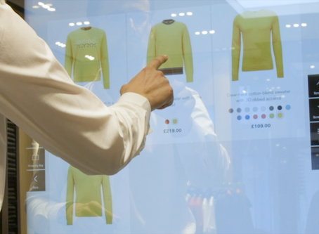 Merchandising the 'Store of the Future'