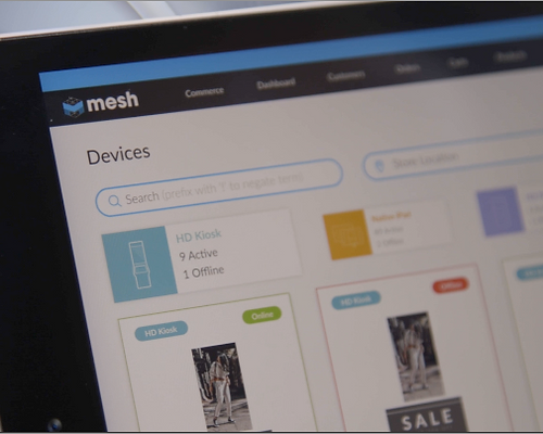 mesh devices