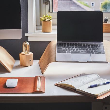 Home office: escolhendo o mobiliário