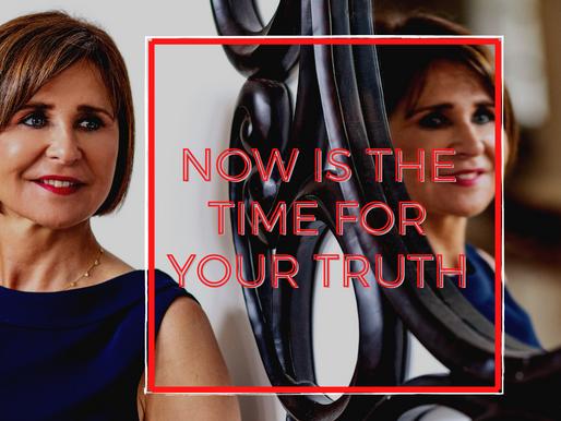 Wenn du einmal die Wahrheit kennst, wirst du nie wieder derselbe Mensch sein.