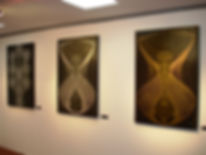 Joma Sipe Exhibition jomasipe symbolist art sacred geometry mandalas mandala