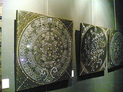 Joma Sipe Exhibition jomasipe symbolist art sacred geometry mandalas mandala crystals