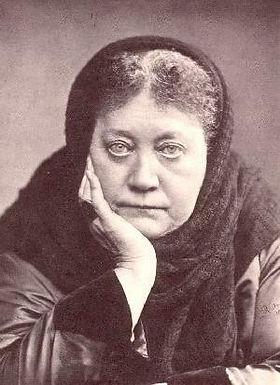 Helena Petrovna Blavatsky, 1889