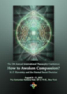 Joma Sipe conference jomasipe mandala theosophical society blavatsky symbolist art visionary theosophy