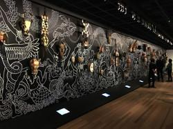 Powermask Wereldmuseum Rotterdam