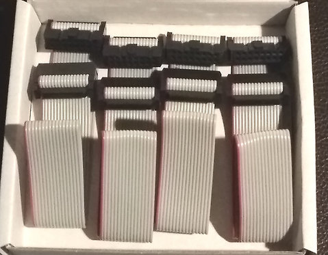 Eurorack Modular Synth Doepfer power / ribbon cable 16 - 16 pin